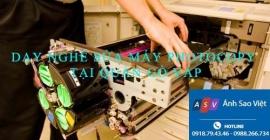 Dạy sửa máy photocopy tại GÒ VẤP