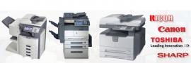 Thanh lý thu hồi máy photocopy giá tốt tại Phú Nhuận