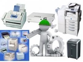 Cho thuê máy in photocopy scan giá rẻ tại Nhà Bè