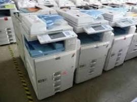 Cho thuê máy in photocopy scan tại Cần Giờ
