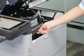 Cho thuê máy in photocopy scan giá rẻ tại Hóc Môn