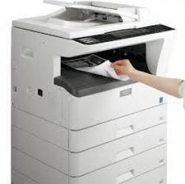 Cho thuê máy in photocopy scan giá rẻ tại Bình Tân