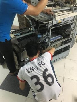 Ánh Sao Việt thực hiện hỗ trợ thay mực máy photocopy...