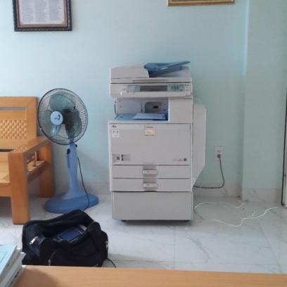 Cho Thuê Máy Photocopy Ricoh 4001/5001