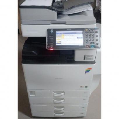 Cho Thuê Máy Photocopy In Màu Ricoh Aficio MP C4502