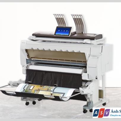 Máy Photocopy Màu A0 Ricoh MP CW2201SP