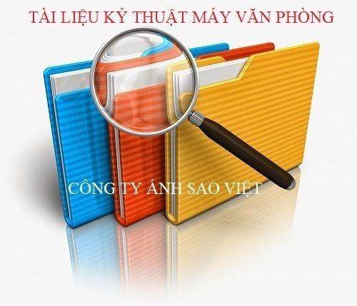 Bảng tra mã lổi máy photocopy ricoh MPC 6002