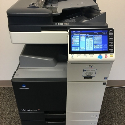 Máy photocopy minolta bizhub 224E