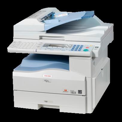 Máy Photocopy Ricoh MP 201SPF Giá Rẻ