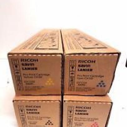 Mực Máy Photocopy Màu Ricoh MPC 9100