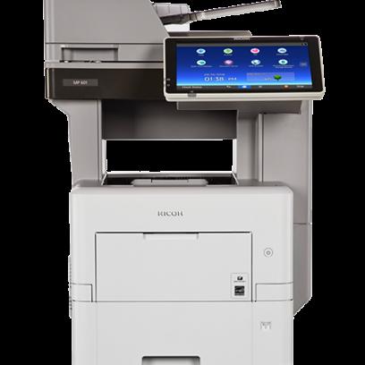 Máy Photocopy Ricoh MP 601SPF
