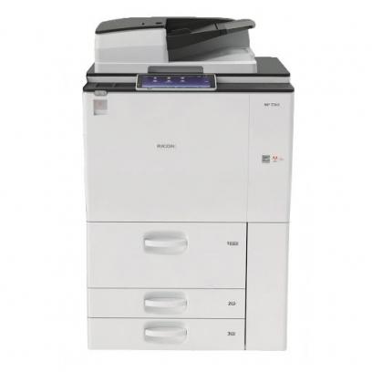 Máy Photocopy Ricoh Aficio MP 7503 Full Option