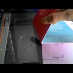 Hướng dẫn photo sổ Hộ khẩu ghép đủ 16 trang máy photocopy toshiba
