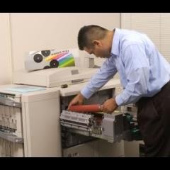 Sửa máy photocopy theo công nghệ tiêu chuẩn