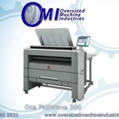 giới thiệu máy photocopy A0 Plotwave 300/350