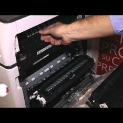 Hướng dẫn lấy giấy kẹt trên máy Ricoh các dòng MP 2554/3054/4054/5054/6054