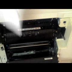 Cách Xử lý kẹt giấy máy photocopy Ricoh mp 4000/5000/4001/5001/4002/5002