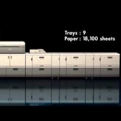 Công nghệ photocopy màu tối tân của Ricoh với dòng Ricoh Pro C9110