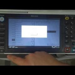 reset fusing bell film sấy bằng mã code lại couter bộ đém đến giới hạn khoá các bộ phận
