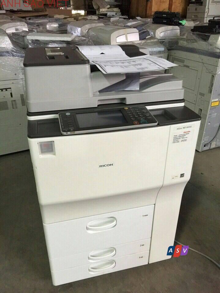 Kết quả hình ảnh cho Máy Photocopy Ricoh Aficio MP 7502