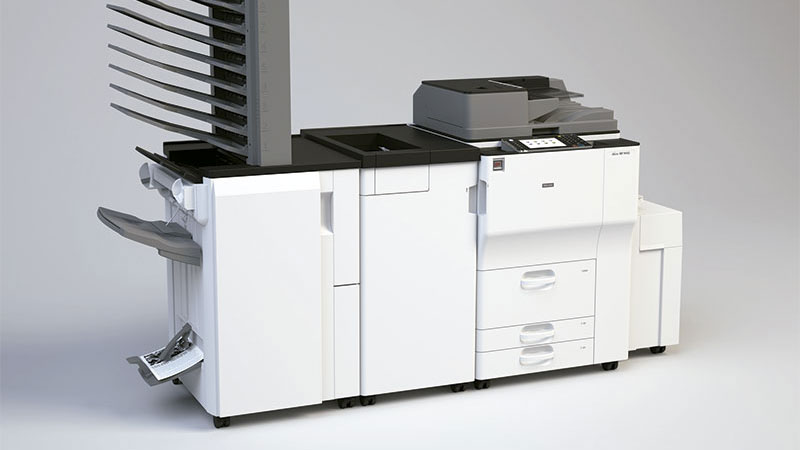 Kết quả hình ảnh cho Máy Photocopy Ricoh Aficio MP 9002