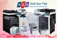 Mua bán máy photocopy trả góp lãi xuất 0%