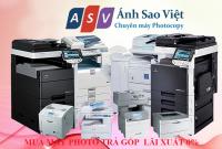 Bán Máy Photocopy Trả Góp