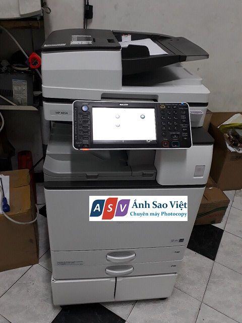 may photocopy ricoh mp 3054