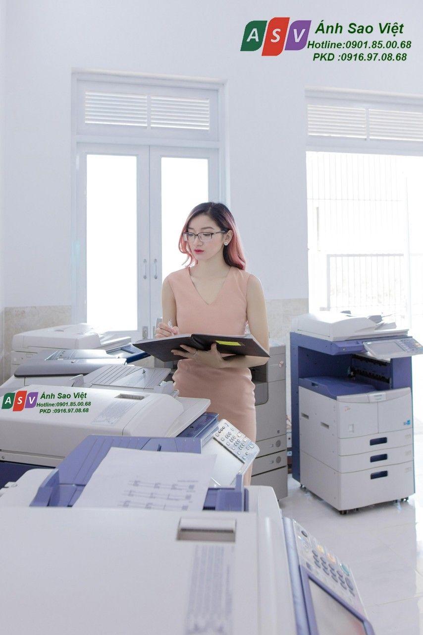Thay Mực Máy Photocopy