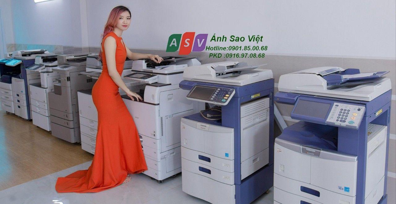 Cho Thuê Máy In Photocopy